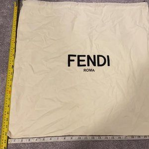 Extra Large Fendi Dust Bag